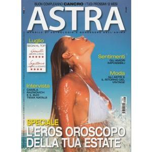 """Astra - mensile n. 7 Luglio 2017 - """"buon compleanno CANCRO"""""""