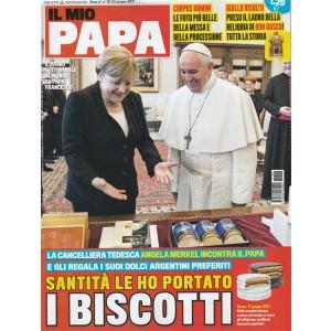 """Il Mio Papa - settimanale n. 26 - 21 giugno 2017""""Angela Merkel incontra il Papa"""""""