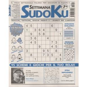 Settimana Sudoku - n. 619 - 23 Giugno 2017