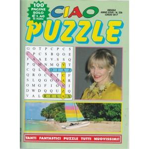 Ciao Puzzle - mensile pocket n. 236 Luglio 2017