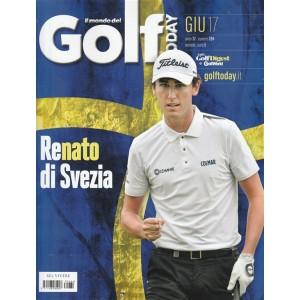 """Il Mondo del Golf - mensile n. 284 - Giugno 2017 """"Renato di Svezia"""""""