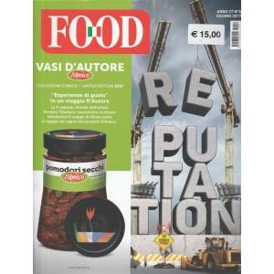 "Food - mensile n. 6 Giugno 2017 ""Reputation"""