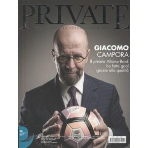Private Magazine del Private Banking - mensile n. 6 Giugno 2017