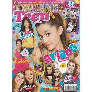 Teen - Magazine - mensile n. 122 Giugno 2017 - Ariana one love
