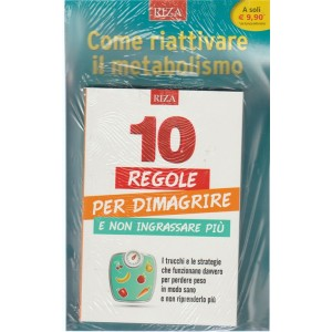 10 Regole per Dimagrire e non Ingrassare by RIZA