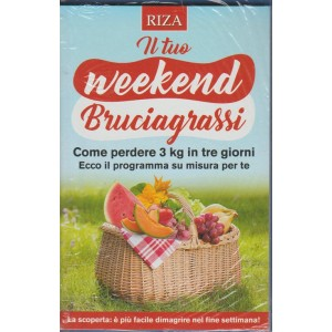 il Tuo Weekend Bruciagrassi by RIZA