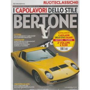 I capolavori dello Stile italiano by Ruoteclassiche: Bertone + TOURING