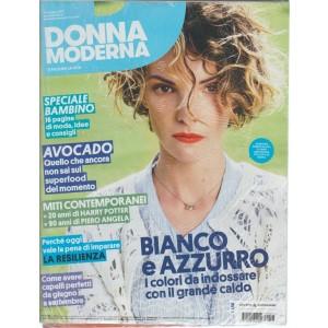 Donna Moderna - settimanale n. 27 - 21 Giugno 2017 - Ginevra Odescalchi 31 anni