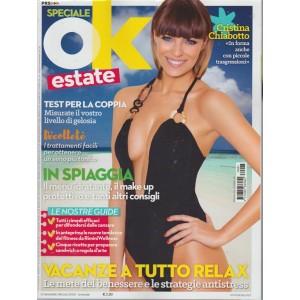 """Ok Benessere - Speciale Estate 2017 """"Cristina Chiabotto in forma anche..."""""""
