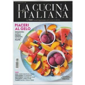 Cucina Italiana - mensile n. 7 Luglio 2017 - Piaceri al gelo