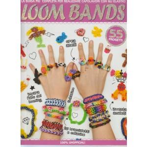 """Loom Bands """"la guida più completa per realizzare capolavori con gli elastici"""