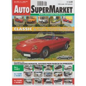 """Auto Super Market - mensile n. 7 Luglio 2017 """"Occasioni mirate"""