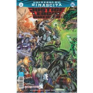 JUSTICE LEAGUE AMERICA 2 - DC Comics Lion