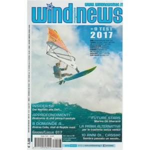 "Wind News Surf Magazine mensile n. 4 / 5 Giugno 2017 ""+9 Test 2017"""