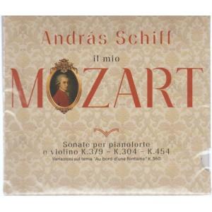 CD-Andras Schiff - Il Mio Mozart Suonate x Pianoforte e violino K.379 K.304 K.454