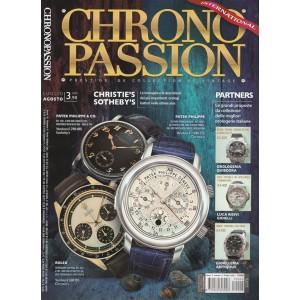 "Chrono Passion - bimestrale n. 4 Luglio 2017 ""Christie's Sotheby's"