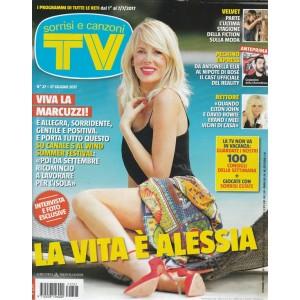 Sorrisi e Canzoni TV - settimanale n. 27 - 27 Giugno 2017 - Viva la Marcuzzi