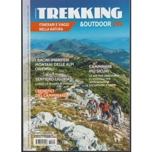 La Rivista del Trekking & Outdoor - bimestrale n.290 Giugno 2017-SentieroLiguria