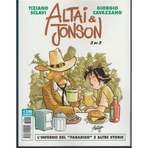 """Cosmo Serie Blu - Altai & Jonson n.3 di 3""""L'inferno del """"Paradiso""""e altre storie"""