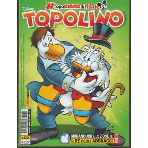 Disney Topolino - mensile n. 3214 - 28 Giugno 2017 Moranduk e lo zione