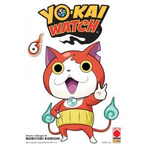 Manga: Yo-Kai Watch   6 - Manga Monster   6 - Planet Manga