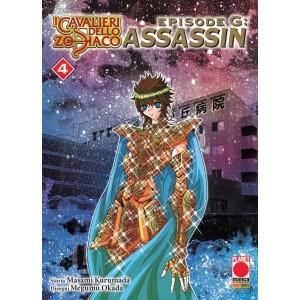 I Cavalieri dello Zodiaco – Episode G Assassin   4 - Planet Manga Presenta   79
