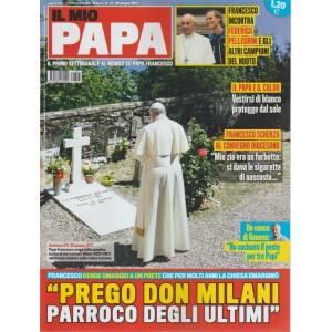 Il Mio Papa-settimanale n.27-28 Giugno2017 prego Don Milani parroco degli ultimi
