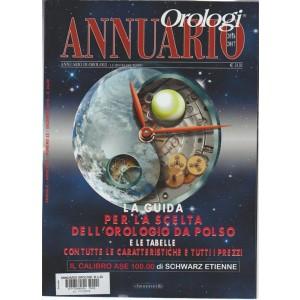 ANNUARIO OROLOGI 2016-2017 - LE MISURE DEL TEMPO