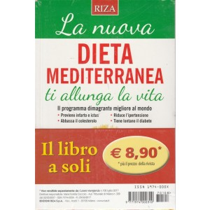 RIZA - la nuova Dieta Mediterranea (ti allunga la vita