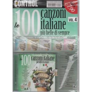 4° CD - Le 100 canzoni italiane più belle dei sempre