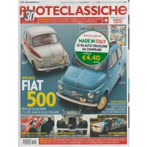 Ruote Classiche - mensile n. 343 Luglio 2017 + Speciale Made in Italy