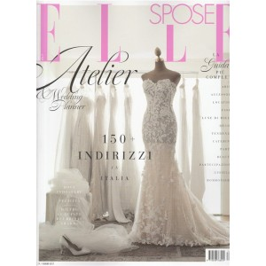 Elle Spose Atelier & Wedding Planner - semestrale n. 14 Giugno 2017 -