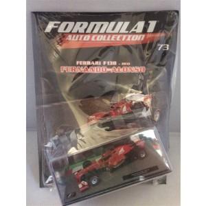 Formula 1 Auto Collection n. 73 - FERRARI F138 - 2013 Fernando Alonso