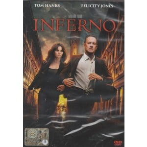 DVD  - Inferno un film di Ron Howard