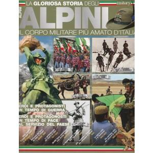 Biografie di Conoscere La Storia n. 2/2017 - la gloriosa storia degli Alpini
