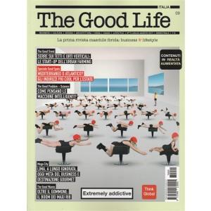 The Good Life - bimestrale n. 9 Luglio 2017 - Serre su tetti e orti verticali