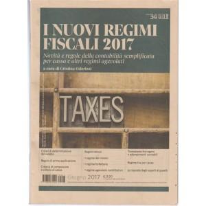 I nuovi regimi fiscali 2017 by Il Sole 24 Ore - Giugno 2017