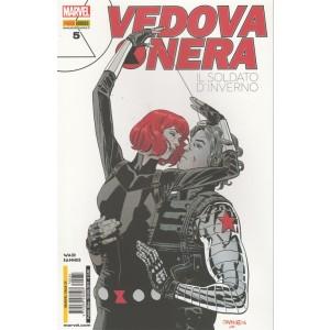 Vedova Nera N.5 - Marvel Saga   34 - Marvel Italia