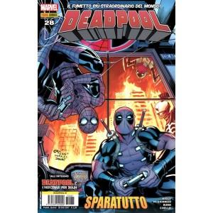 Deadpool N. 28 / 87 - Marvel italia
