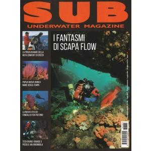 """SUB Underwater Magazine - mensile n. 382 Luglio 2017 """"i Fantasmi di Scapa flow"""""""
