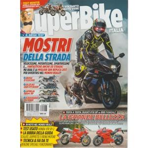 Superbike Italia - mensile n. 7 Luglio 2017 Aprilia Shiver 900 - Dorsoduro 900