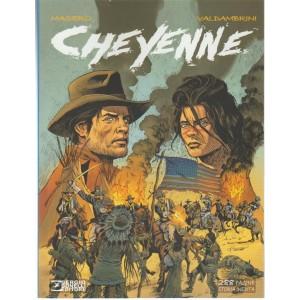 Romanzi a Fumetti vol. 34 - Cheyenne - Bimestrale Luglio 2017