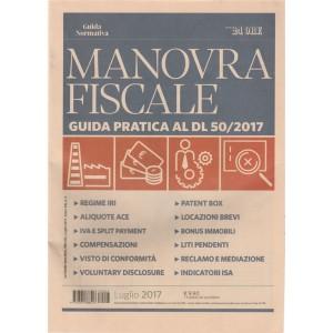 Manovra fiscale - Guida pratica al DL 50/2017 - Luglio 2017