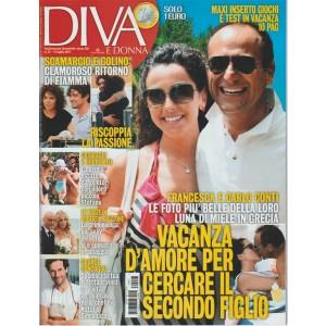 Diva e Donna - settimanale n. 27 - 11 Luglio 2017 Francesca e Carlo Conti ...