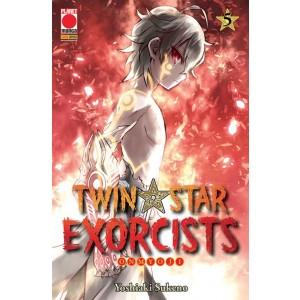 Manga: Twin Star Exorcists   5 -Manga Rock   12 - planet manga