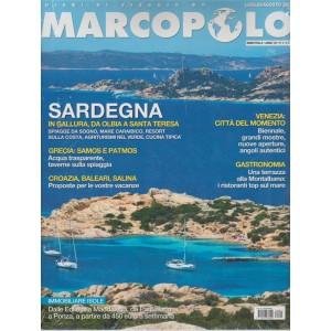 Marco Polo - bimestrale n. 4 Luglio 2017 + guida Diari di Viaggio PARIGI