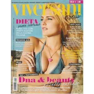 Viversani e Belli - settimanale n.28-7 Luglio 2017-DNA & Beauty effetto antiage