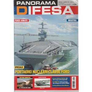 Panorama Difesa - mensile n. 366 Agosto 2017 - Portaerei nucleari classe FORD