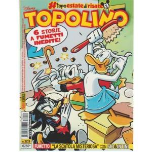 Disney Topolino -Settimanale n. 3219 - 2 Agosto 2017 #topoestatedirisate