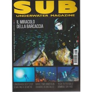 SUB underwater Magazine - mensile n. 383 Agosto 2017